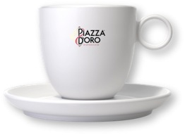 Piazza D'Oro Latte Cup