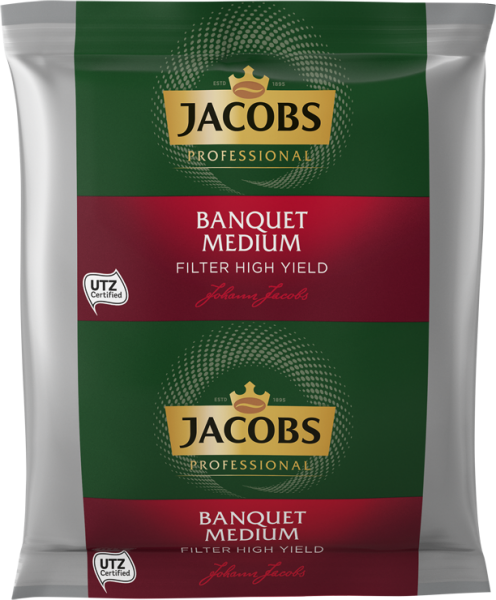 Jacobs Banquet Medium 80St x 60g