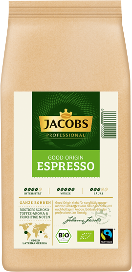 Jacobs Good Origin Espresso