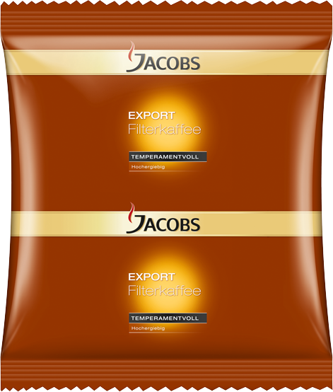 JACOBS Export HY 90St. x 55g